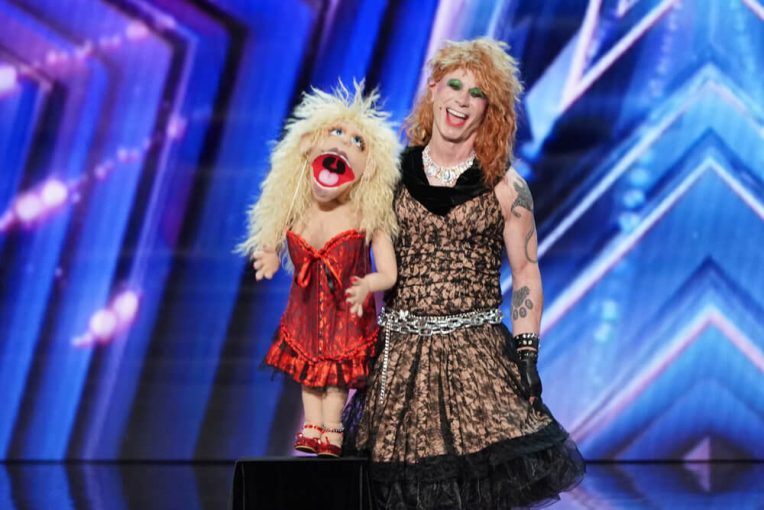 'AGT' Contestant Charley Loffredo is Here 'Proudly Representing the LGBTQV Community'