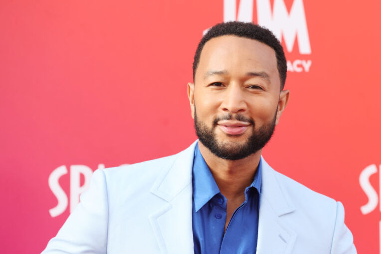 John Legend Performs 'Imagine' During Tokyo Olympics Opening Ceremony