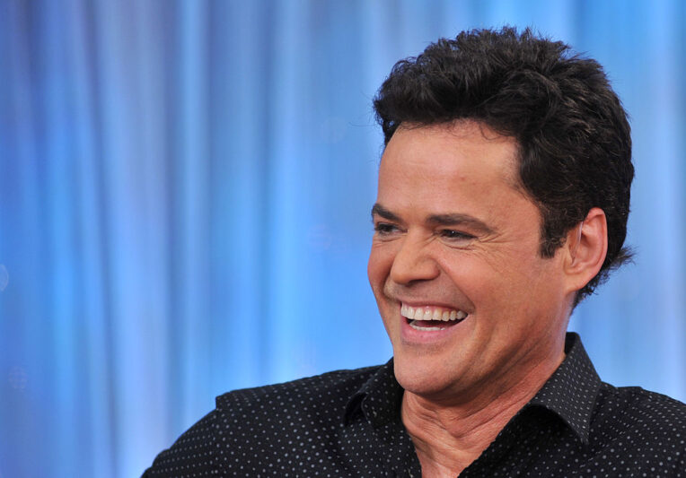Donny Osmond is Hiding Free Tickets to His Las Vegas Residency