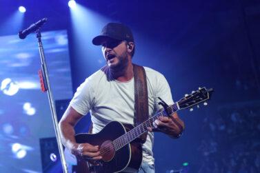 Luke Bryan Reveals Farm Tour Lineup Full of Country Music Stars