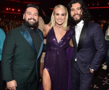 Carrie Underwood Teams Up with Dan + Shay for 'Dear Evan Hansen' Ballad